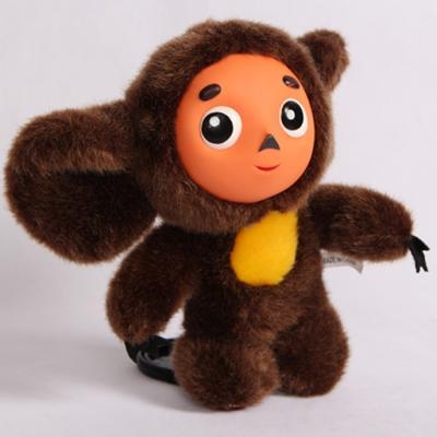 30pcs free shipping 30cm yeoypawka russia soft russian toy cheburashka doll kids for baby girl birthday