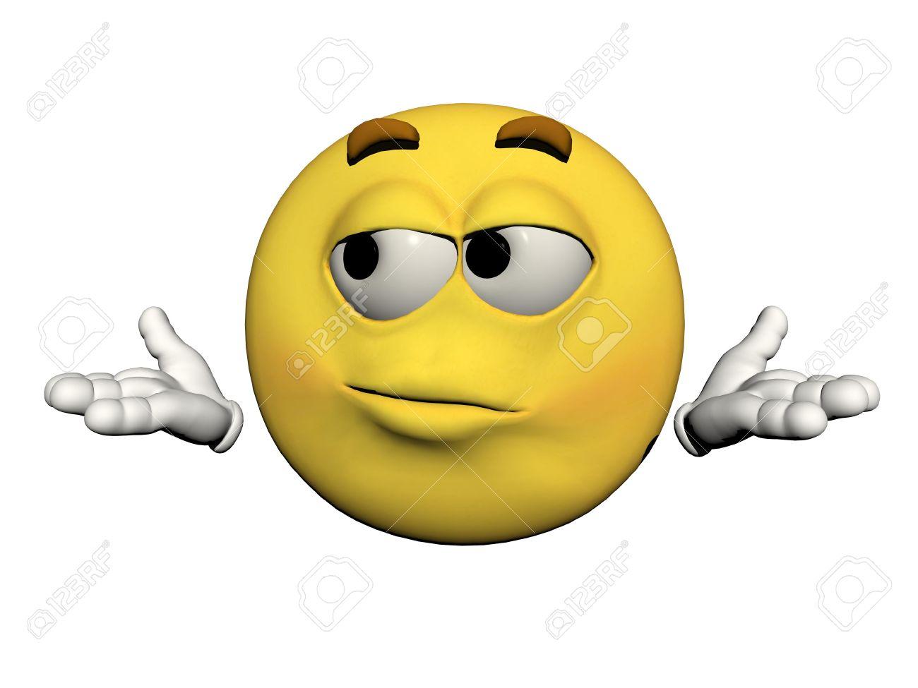 31398510 moticone jaune mal a l aise et blanc