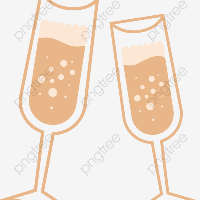 Cartoon champagne glass png clipart 3317764