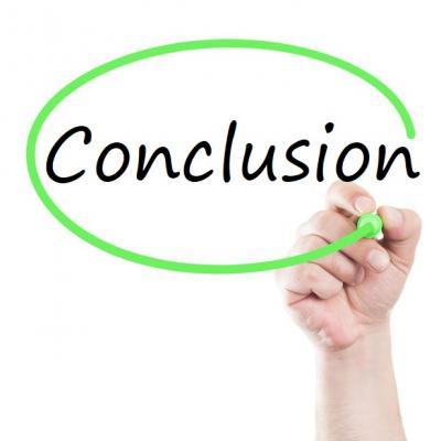 Conclusion 500 word essay