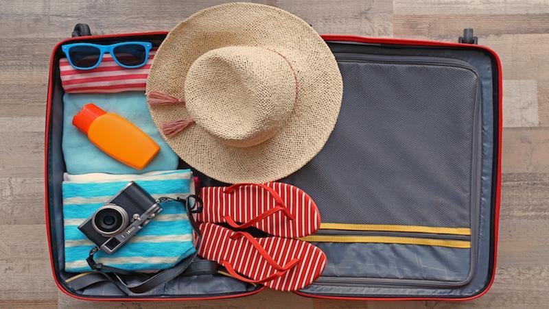 Conseils pour voyager leger