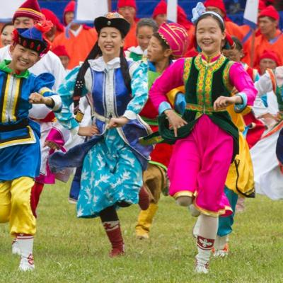 Naadam festival tour mongolia