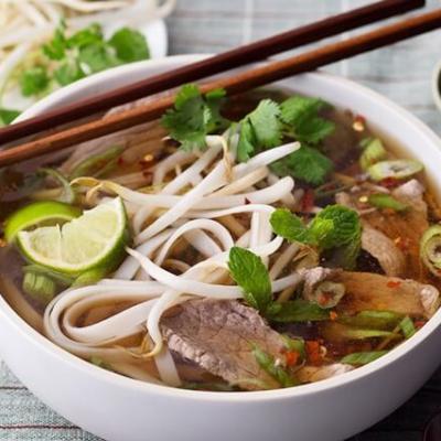 Pho bo vietnamese beef noodle soup recipe