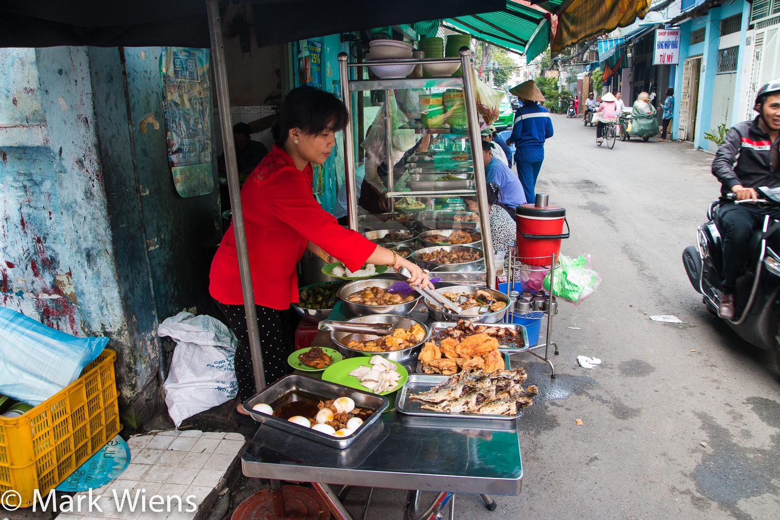 Vietnamese street food 14 x3